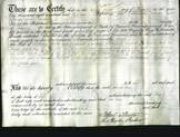 Deed by Married Women - Sarah Nabbe-Original Ancestry