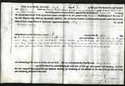 Deed by Married Women - Mary Gosling-Original Ancestry