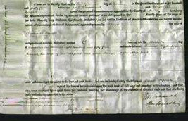 Deed by Married Women - Sarah Diplock-Original Ancestry
