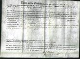 Deed by Married Women - Jemima Dexter-Original Ancestry
