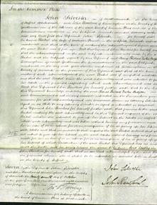 Court of Common Pleas - Rachel Powell-Original Ancestry