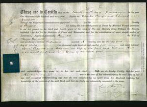 Deed by Married Women - Hannah Culwick-Original Ancestry