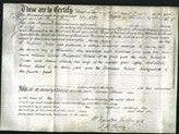 Deed by Married Women - Anna Maria Pardoe-Original Ancestry