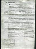 Court of Common Pleas - Mary Rowland-Original Ancestry