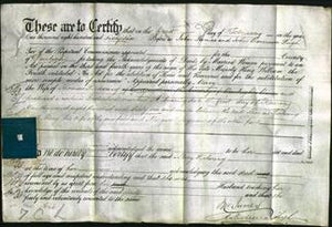 Deed by Married Women - Mary Pickering-Original Ancestry