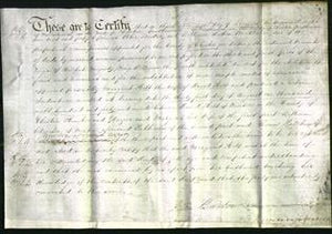 Deed by Married Women - Margaret Holt-Original Ancestry