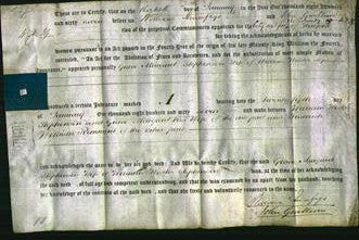Deed by Married Women - Grace Margaret Stephenson-Original Ancestry