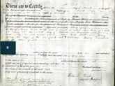 Deed by Married Women - Mary Gray Read-Original Ancestry