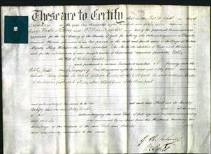 Deed by Married Women - Betty Coates-Original Ancestry