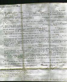 Court of Common Pleas - Betty Coates-Original Ancestry