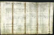 Deed by Married Women - Elizabeth Roaf-Original Ancestry