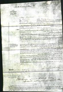 Court of Common Pleas - Sarah Woodham-Original Ancestry