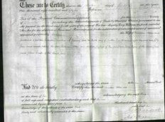 Deed by Married Women - Matilda Allen-Original Ancestry
