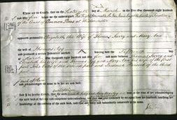 Deed by Married Women - Elizabeth Surry and Mary Ann Agg-Original Ancestry