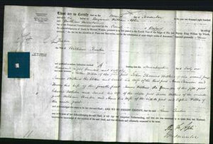 Deed by Married Women - Anne Barber-Original Ancestry