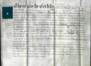 Deed by Married Women - Annie Goodworth, Jane Ann Boyes and Anna Maria Goodworth-Original Ancestry