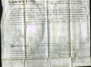 Deed by Married Women - Elizabeth Lloyd-Original Ancestry