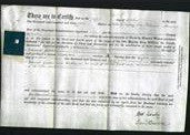 Deed by Married Women - Catharine Godden-Original Ancestry