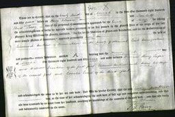 Deed by Married Women - Mary Muttow-Original Ancestry