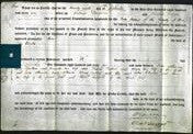 Deed by Married Women - Rosa Claxton-Original Ancestry