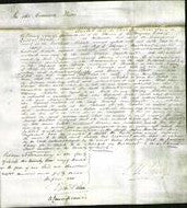 Court of Common Pleas - Mary Muttow-Original Ancestry