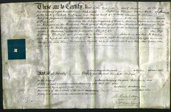 Deed by Married Women - Elizabeth Phillips-Original Ancestry
