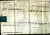 Deed by Married Women - Ursula Bolton Moretti-Original Ancestry