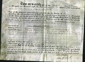 Deed by Married Women - Emma South, Selina Bishop-Original Ancestry