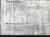 Deed by Married Women - Catherine Crosthwait-Original Ancestry