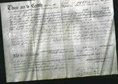 Deed by Married Women - Mary Anne Sayer-Original Ancestry