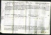 Deed by Married Women - Sarah Williams-Original Ancestry