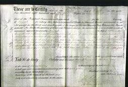 Deed by Married Women - Harriett Potts and Emily Auster-Original Ancestry