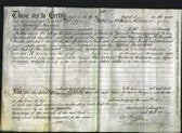 Deed by Married Women - Agnes Stockdale Hodgson-Original Ancestry
