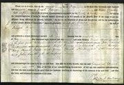 Deed by Married Women - Elizabeth Church-Original Ancestry