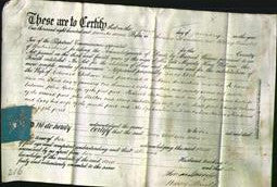 Deed by Married Women - Lucy Dobson-Original Ancestry