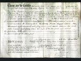 Deed by Married Women - Mary Ann Daniel-Original Ancestry