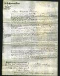 Court of Common Pleas - Mary Ann Daniel-Original Ancestry