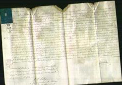Court of Common Pleas - Jane Cartwright and Dudley Stonard-Original Ancestry