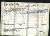 Deed by Married Women - Sarah Staples-Original Ancestry