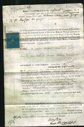 Deed by Married Women - Julia Ellen Whitehead and Emily Thompson-Original Ancestry