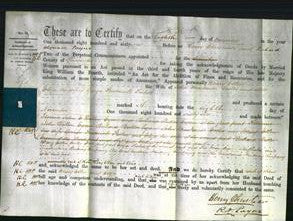 Deed by Married Women - Mary Ellen Ecctes and Eliza Fisher-Original Ancestry