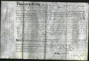 Deed by Married Women - Mary Ann Livingstone, Susannah Tyler-Original Ancestry