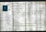 Deed by Married Women - Maria Mashiter-Original Ancestry