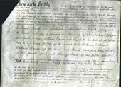 Deed by Married Women - Elizabeth Pearson-Original Ancestry