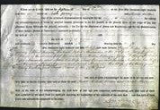 Deed by Married Women - Judith Nicholls Bevan, Sarah Musgrave Janson-Original Ancestry