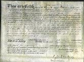 Deed by Married Women - Elizabeth King, Margaret Kemble, Mary Wilson-Original Ancestry