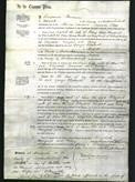 Court of Common Pleas - Elizabeth King, Margaret Kemble, Mary Wilson-Original Ancestry