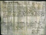 Deed by Married Women - Maria Stanford, Margaret Davies-Original Ancestry