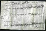 Deed by Married Women - Sarah Catherine Heald-Original Ancestry