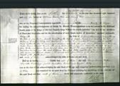 Deed by Married Women - Elizabeth Chamings, Dorcas Turner Parker, Judith Caruthers Friend, Caroline Riley-Original Ancestry